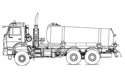Вакуумная машина КО-505А-1