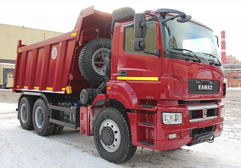 KAMAZ-6580-002-87 (S5)