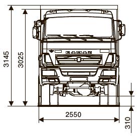 КАМАZ 65111-42