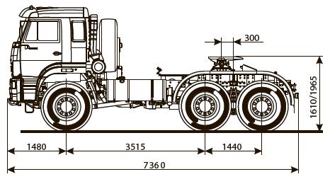 KAMAZ-65221-43