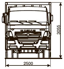 KAMAZ-6520-73