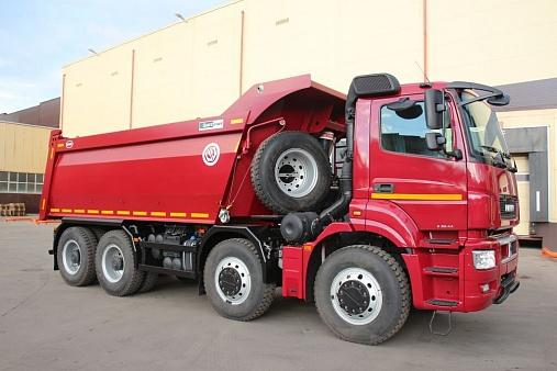 KAMAZ-65801-T5