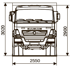 KAMAZ-6540-A4